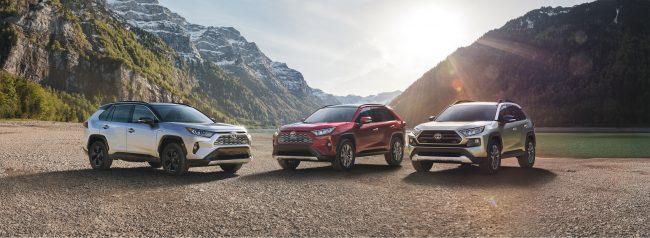 GearDiary Toyota's 2019 RAV4 Gets a New XSE Hybrid Model and Amazon Alexa