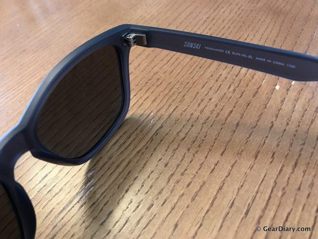 Lightweight Sunski Sunglasses are Built for Fun in the Sun