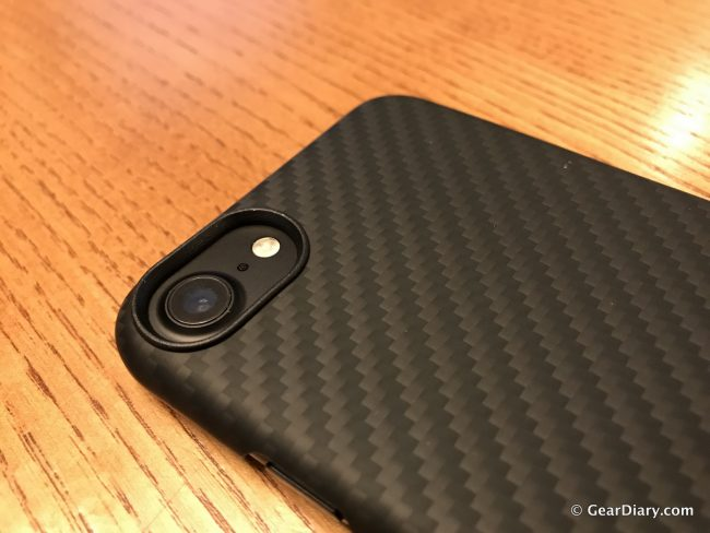 The Pitaka MagCase for iPhone 7/8: The Minimalist Case with Maximum Quality