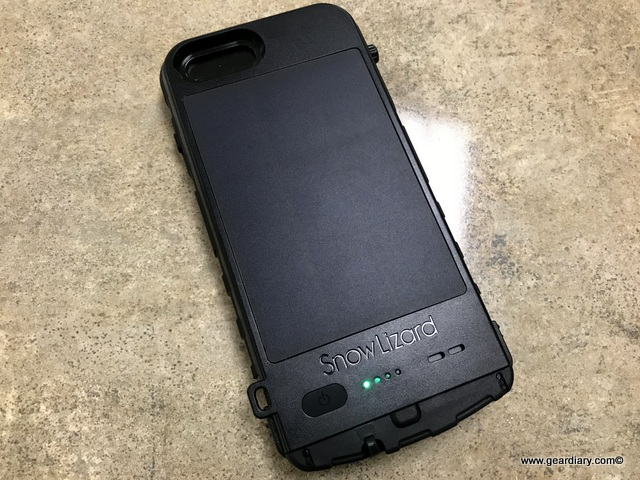 GearDiary SnowLizard SLXtreme iPhone 7+/8+ Case Provides BIG Protection