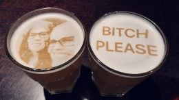 GearDiary Print Your Face on Beer This St. Patricks Day with Beer Ripples