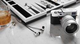 GearDiary Master & Dynamic and Leica Partner to Bring Us Beautiful Silver Edition Headphones
