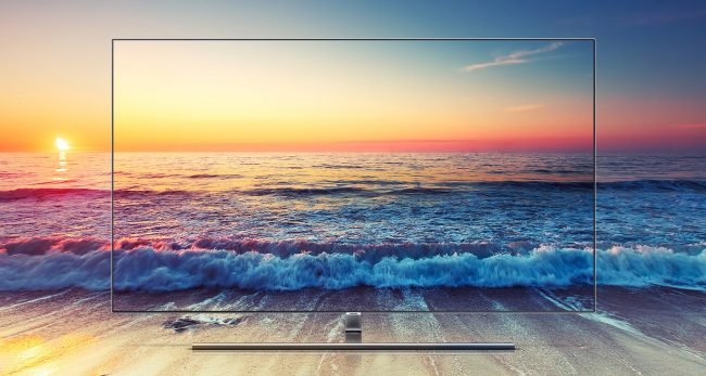 GearDiary Samsung's ambient mode blends your TV in with your living room