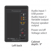 GearDiary Audioengine A5+ Premium Powered Speakers Deliver Home Audio Bliss