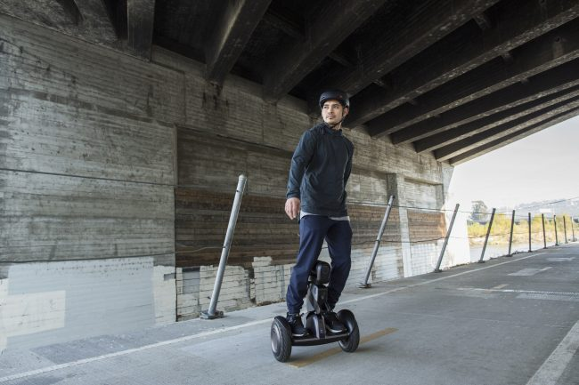 GearDiary Segway Loomo Robot Sidekick Available for Pre-Order Now on Indiegogo