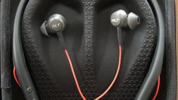 GearDiary The Plantronics Voyager 6200 UC Neckband Headset Means Business