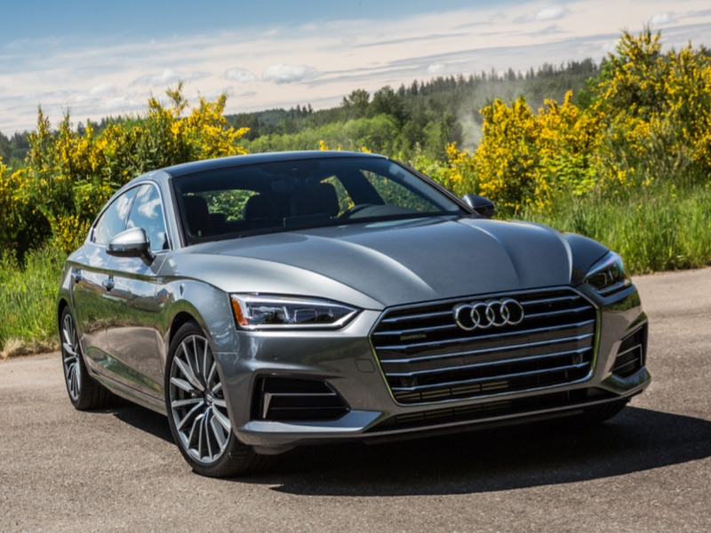 2018 audi a5 sportback is the fun four door coupe geardiary. Black Bedroom Furniture Sets. Home Design Ideas