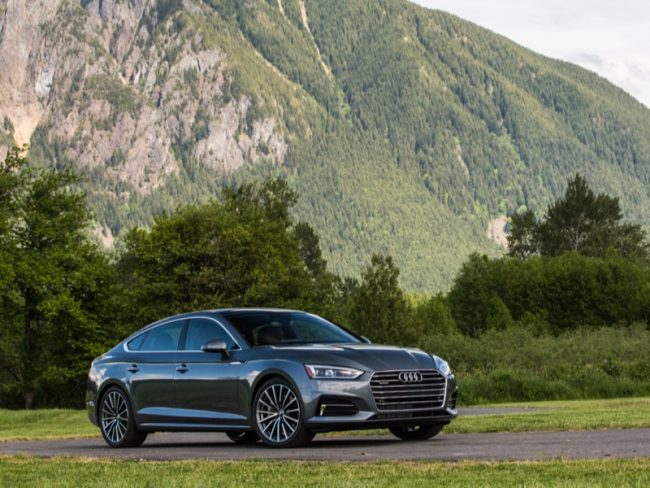 GearDiary 2018 Audi A5 Sportback Is the Fun Four-Door Coupe