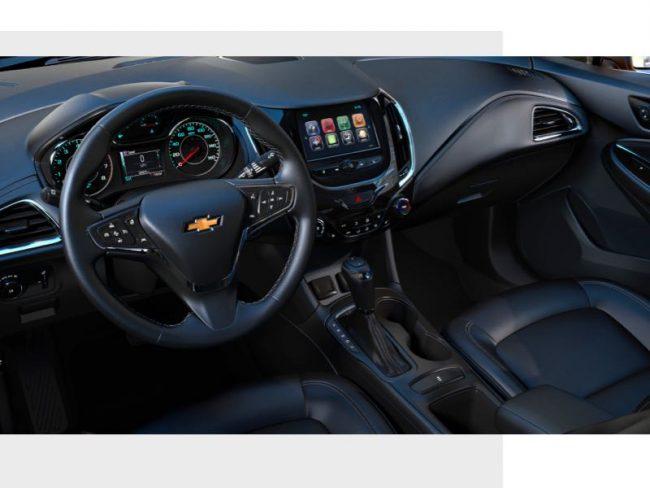 GearDiary 2018 Chevrolet Cruze Hatch Diesel Debuts