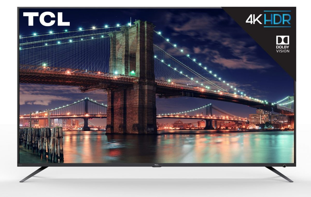 Tcl S Luxurious Yet Affordable 6 Series Tvs Go On Sale May 1st