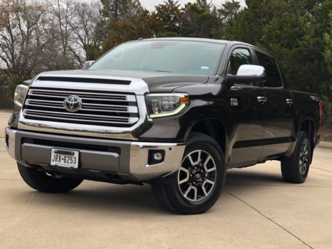 GearDiary 2018 Toyota Tundra 1794 Edition Is All Hat AND A Ranch