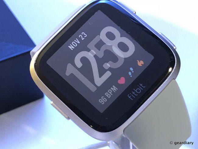 The Fitbit Versa Now Has Women's Health in Mind