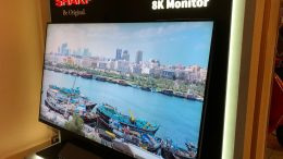 Sharp's 8K TV Makes Your New 4K TV Seem Dated