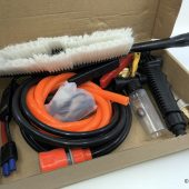GearDiary Norshire Review: A Handy and Portable Pressure Washer and Jump Starter