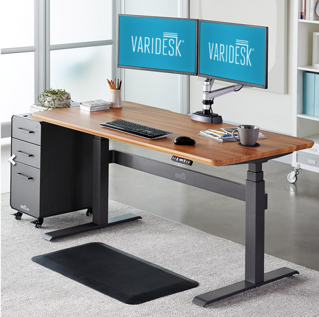 GearDiary Varidesk ProDesk 60 Electric: Quick to Set Up, Fantastic to Use