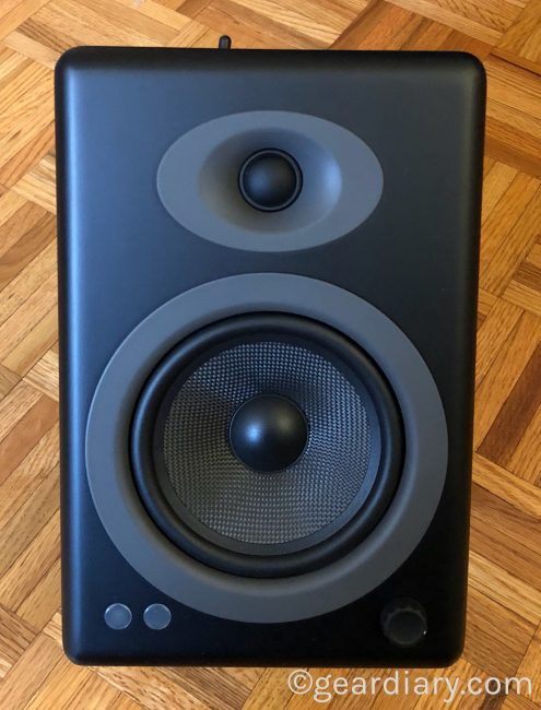 Audioengine A5+ Wireless Speakers Look and Sound Like a Powerhouse System