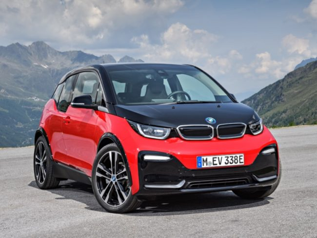 GearDiary 2018 BMW i3s Electrifies Luxury