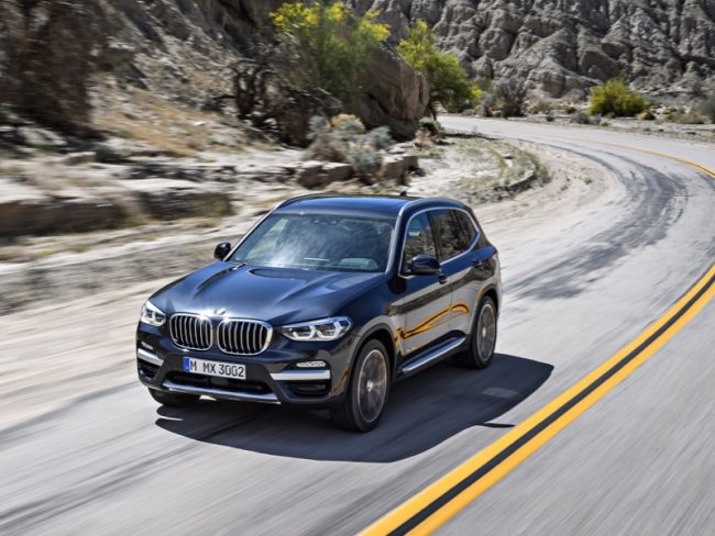 2018 BMW X3 Is the New Ultimate Compact Crossover