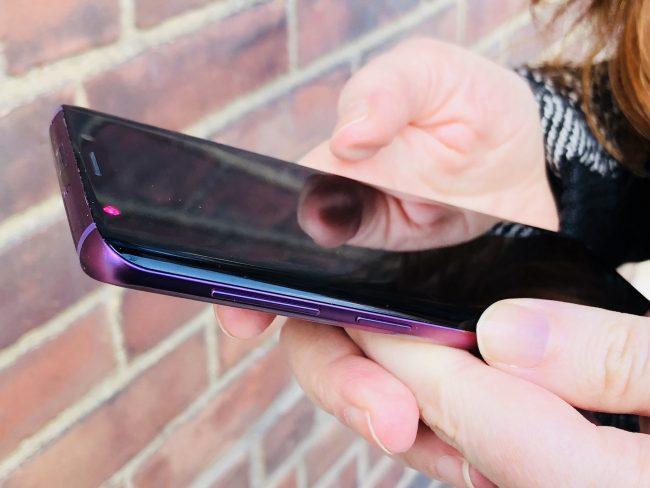 Galaxy S9 size