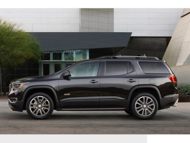 GearDiary 2018 GMC Acadia: A Great Choice As Your Family Hauler