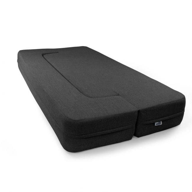GearDiary small-Charcoal_Bed_Side_View