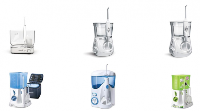 GearDiary The Waterpik Sidekick Water Flosser Is Great at Home and On the Road