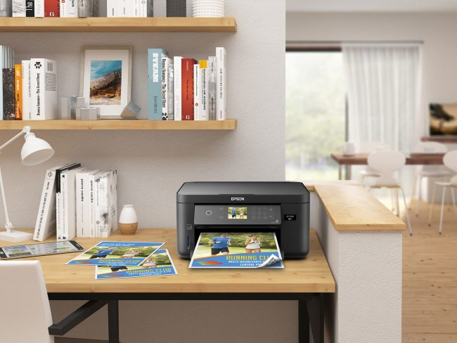 Epson Has Your Printing Needs Covered for Work and Home!
