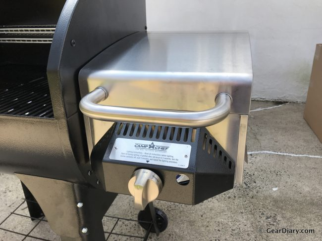 The Camp Chef SmokePro SG Pellet Grill Makes You Feel Like a BBQ Pitmaster
