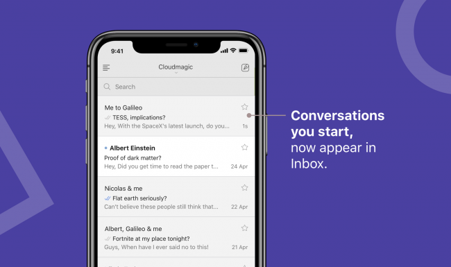 "Newton Mail's Latest Feature Eliminates the ""Sent"" Folder From Your Email"