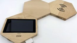 GearDiary Pitaka MagHive: Smart Organization and Reminders in an Attractive Wooden Hub