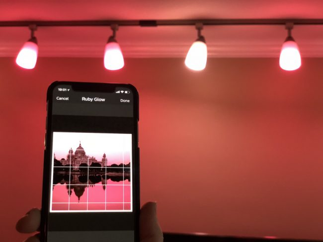 GearDiary Philips Hue Smart Lighting Gets Smarter with an App Revamp