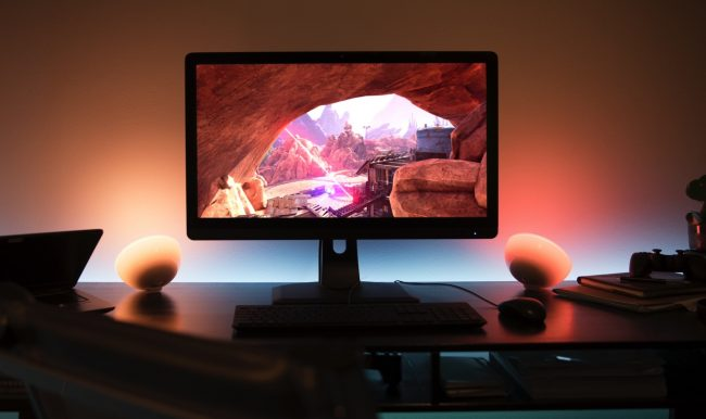 Philips Hue Sync Is Surround Sound for Your Eyes
