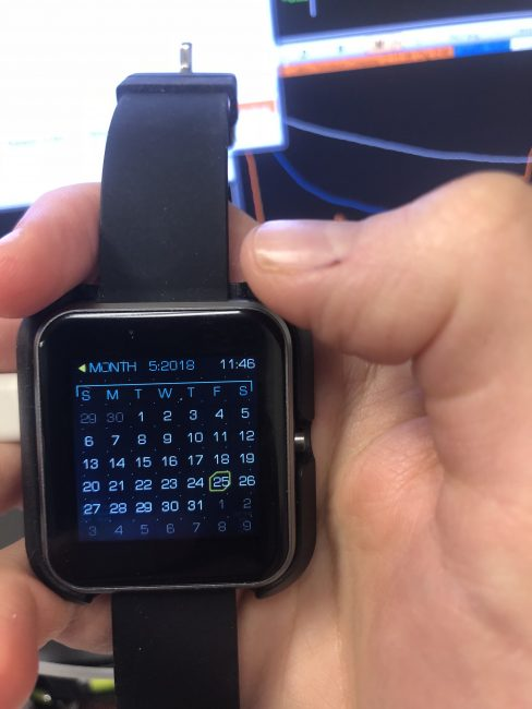 The One61 Flash Smartwatch Will Make You Want to Get up And Move!