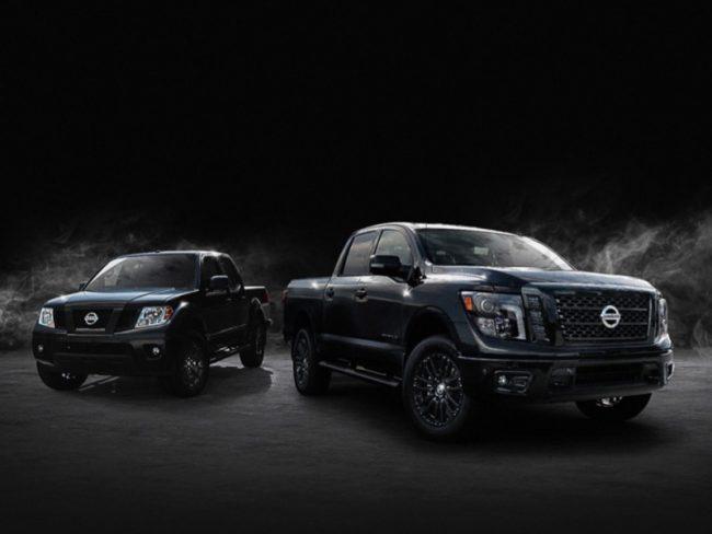GearDiary 2018 Nissan Titan Midnight Edition Sees Light of Day