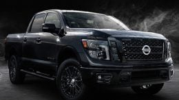 GearDiary 2018 Nissan Titan Midnight Edition Sees Light of Day