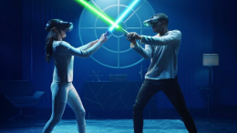GearDiary Star Wars: Jedi Challenges Gets a Multiplayer Lightsaber Mode