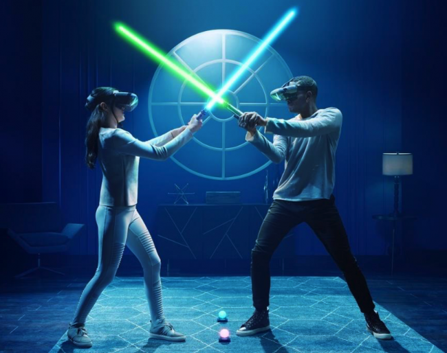Star Wars: Jedi Challenges Gets a Multiplayer Lightsaber Mode
