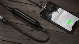 GearDiary Nomad Battery Cable Now Super-sized for Extra Awesomeness