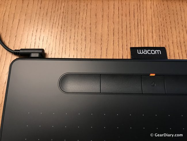 Upgraded Wacom Intuos Pen Tablet Brings Your Art to Life
