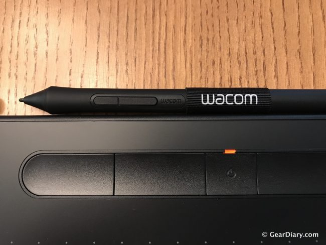 Wacom Desktop Center