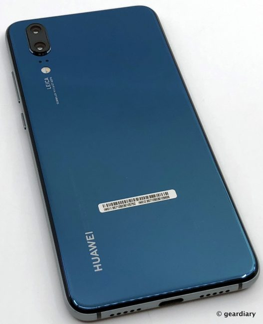 GearDiary Huawei P20 Review: You'll Want It if You Can Find It