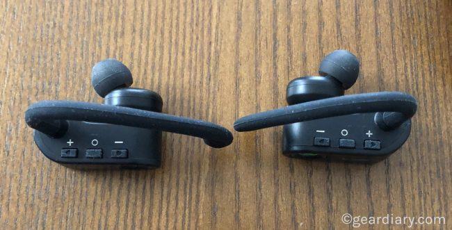 GearDiary Rowkin Surge Charge True Wireless Earphones for Workouts
