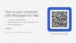 GearDiary Google Brings Android Messages to the Desktop!