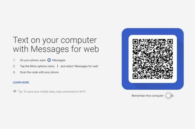 Google Brings Android Messages to the Desktop!