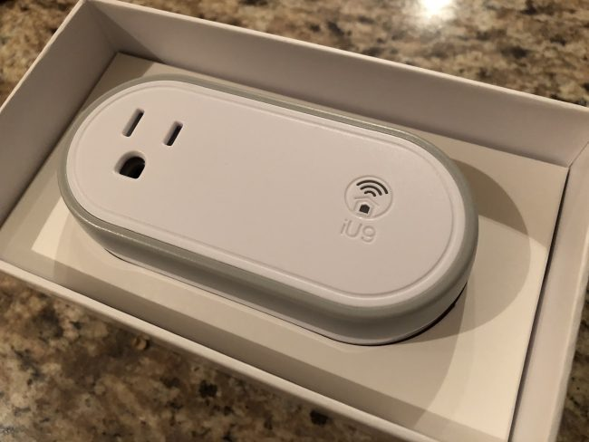 Opro9's iU9 Is a Smart Outlet That Is Perfect for Your Home