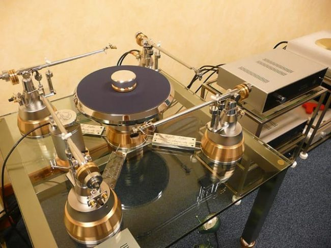 The Strangest Turntables Ever Made