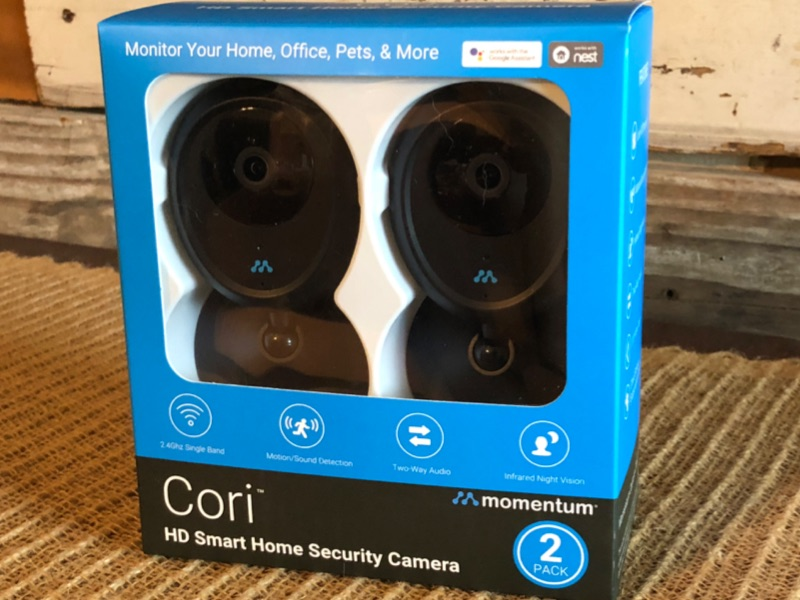 Momentum Dual Band Wifi Camera Reviews - Collections Photos