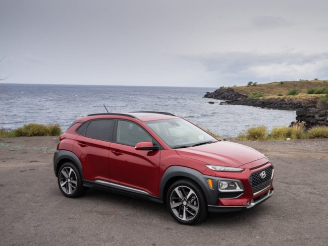 GearDiary 2018 Hyundai Kona Is the New Capable, Compact Cute Ute