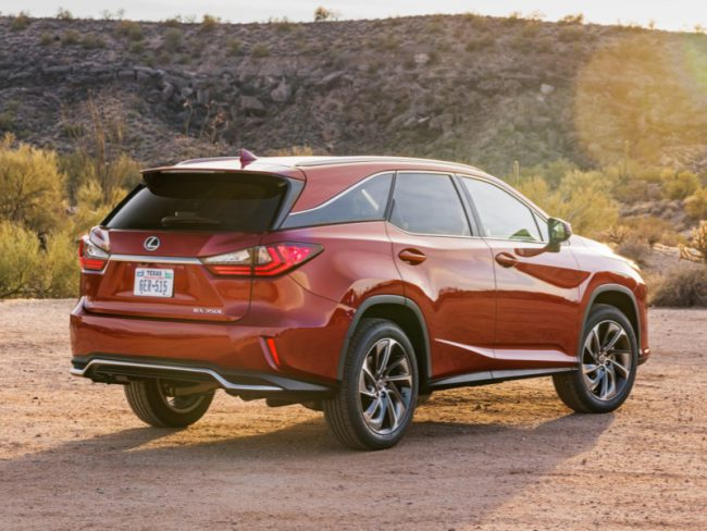GearDiary 2018 Lexus RX 350L: Long(er) Live the King!