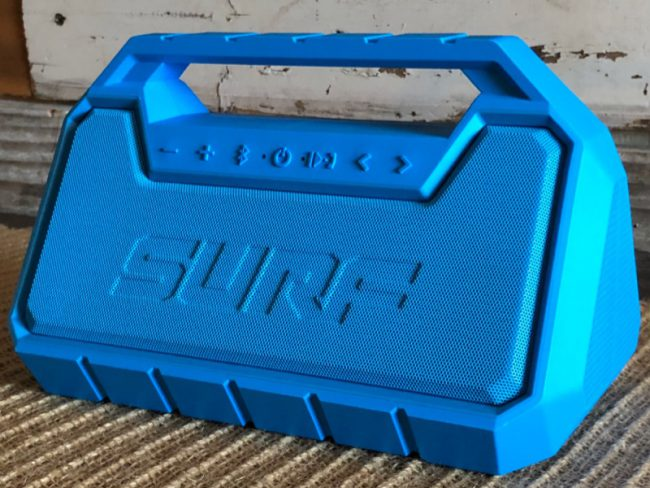 GearDiary ION Audio Surf Waterproof Bluetooth Speaker Is Ready for Summer!